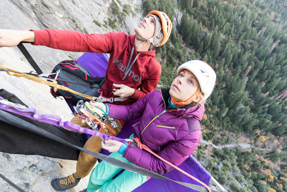 Free – Big Wall Climbing in Yosemite with Jorg Verhoeven and Katha Saurwein